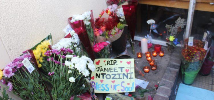 R.I.P Janet Ntozini